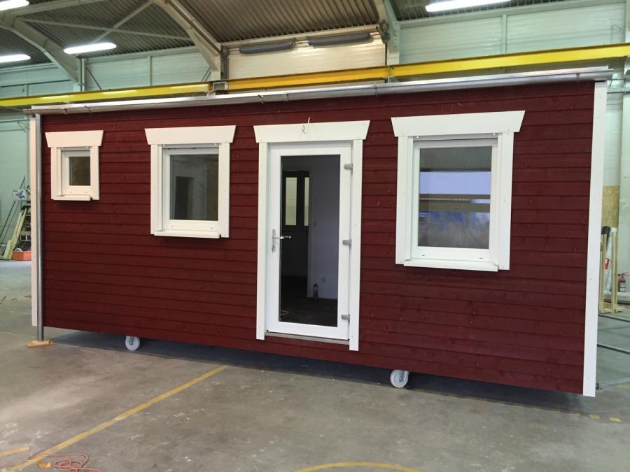 Tiny House in ENEV Qualität von breuningerhaus