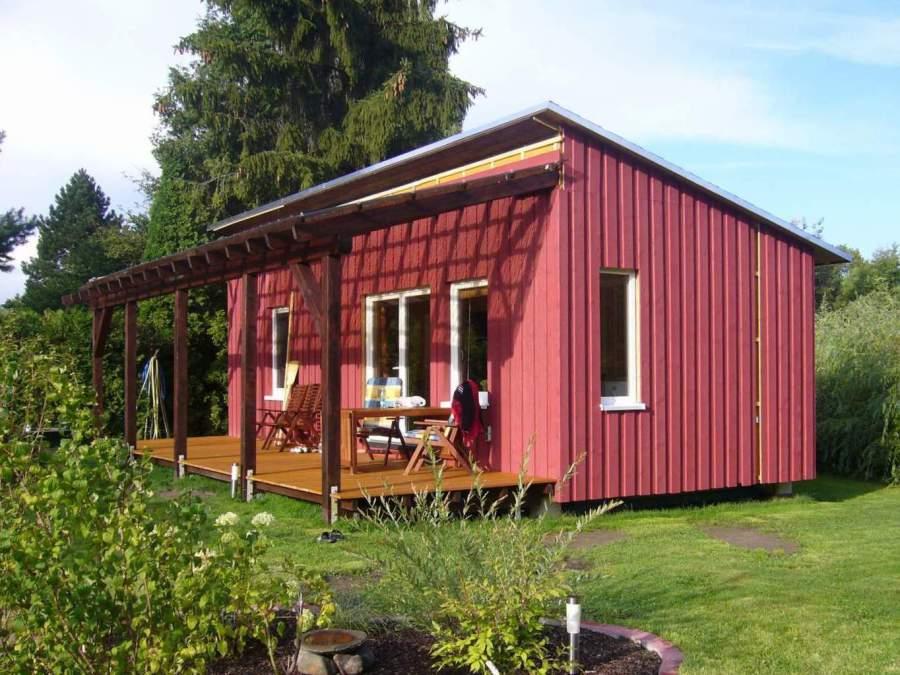 Mobilheim als Bausatz von breuningerhaus