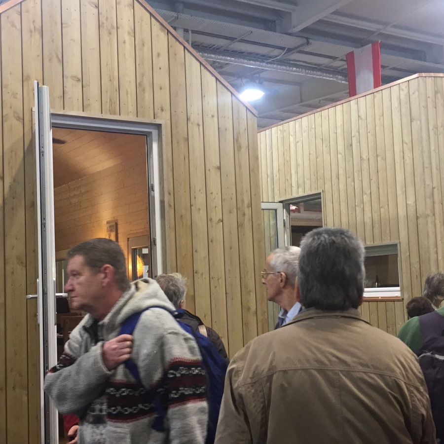 Tiny Houses auf Messe in Essen 2017
